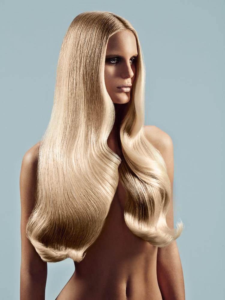 OYA hair color Beauty campaign 2014
