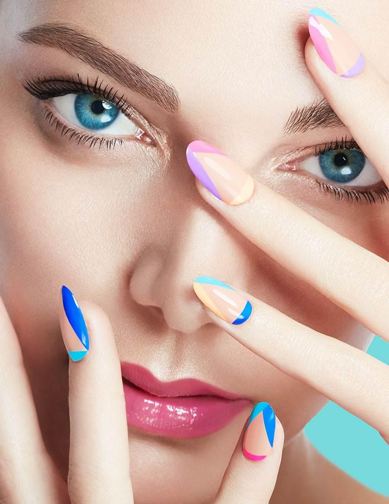 Model: Jacomieur Nails by MissPopNails Makeup and Hair: Nicole Blanco