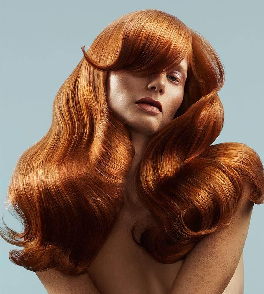HAIR Color campaign OYA Beauty 2014