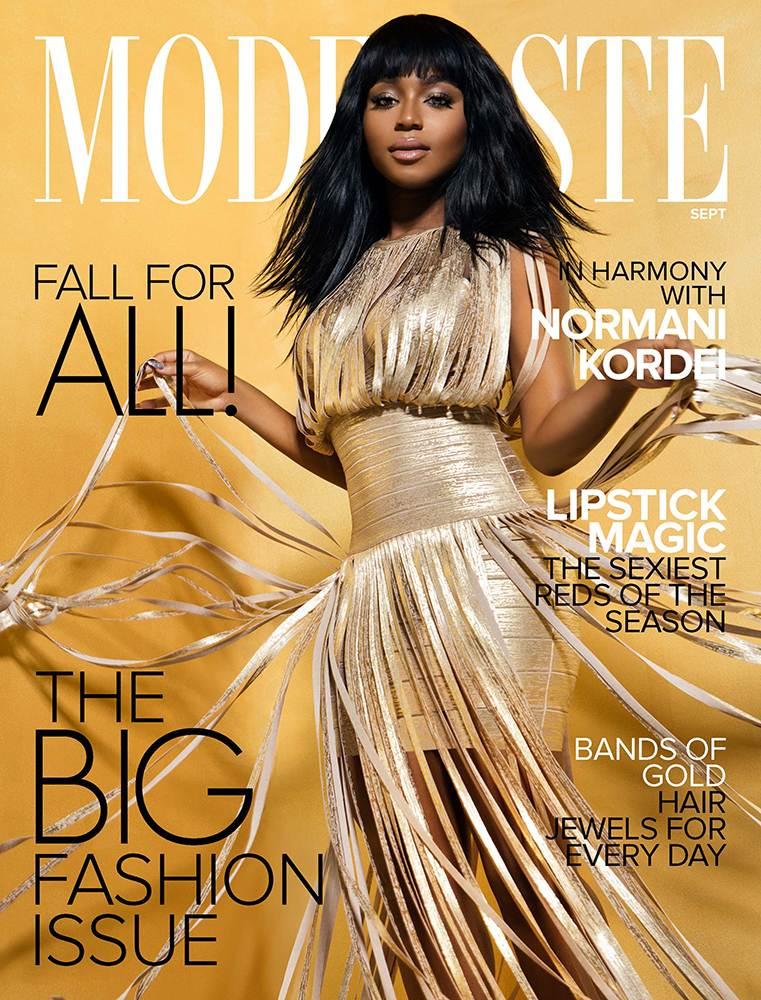 Modeliste Magazine COVER