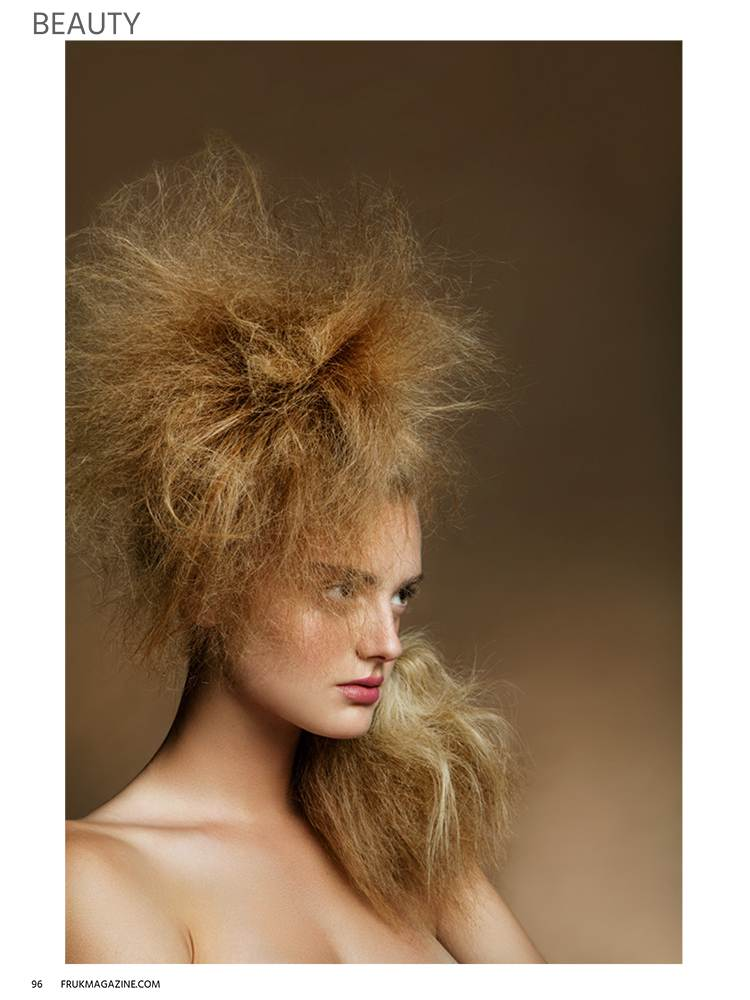 WILD TEXTURE HAIR - CARLEY BLAYNEY