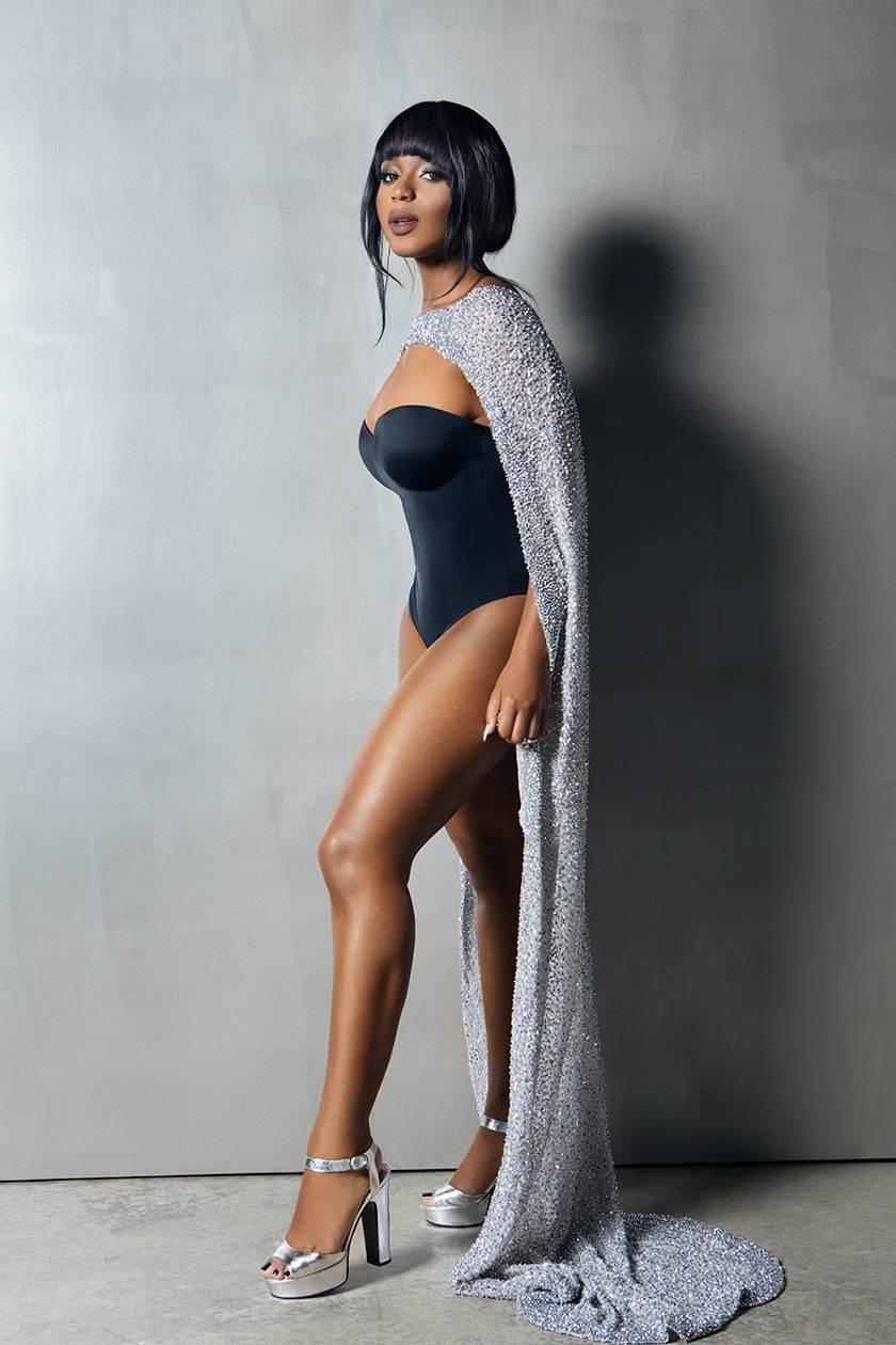 Normani Kordei in Modeliste Magazine