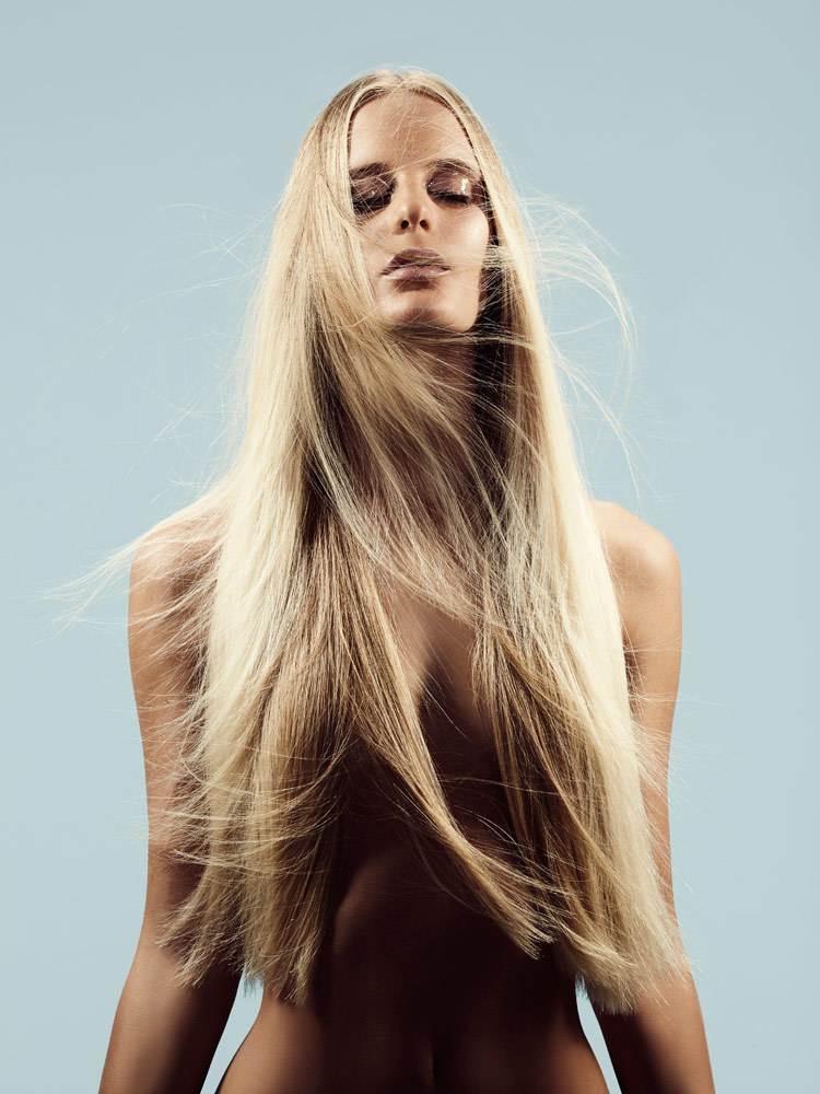 Hair Beauty Campaign for OYA/Schwarzkopf