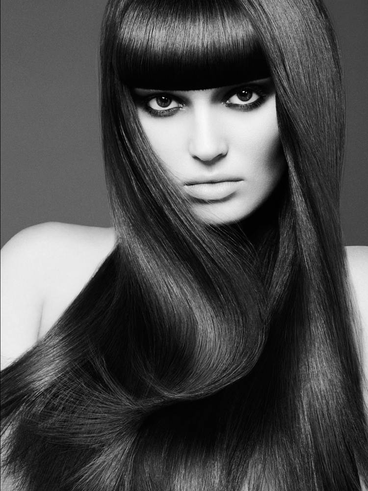 Hair Beauty shot by Photographer Dorit Thies
