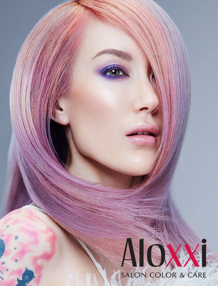 ALOXXI - HAIR - COLOR - PUBLICATION