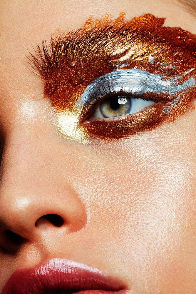 BEAUTY  EDITORIAL