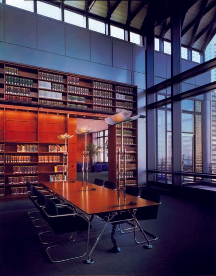 IIT Kent Law SchoolSecondary Reading Room