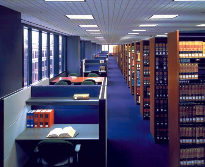 IIT Kent Law SchoolLibrary / Stacks