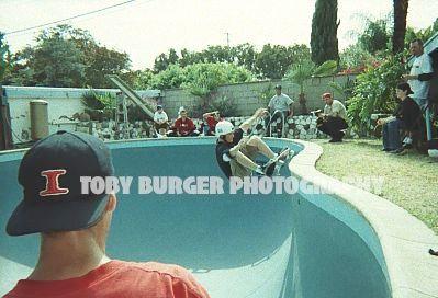 Gonzales Pool