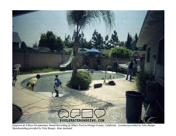 """Dogtown and ZBoys Documentary """"Sound Recording"""""""