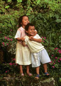 Children. Quito, Ecuador