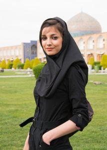 University student, Isfahan, Iran