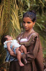 Mother. Kerala, India