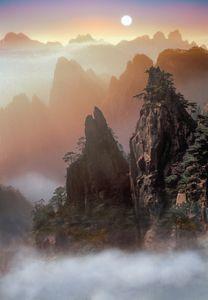 Huangshan (Yellow Mountain), China
