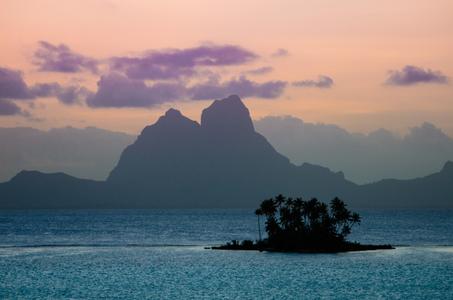 Bora Bora. French Polynesia
