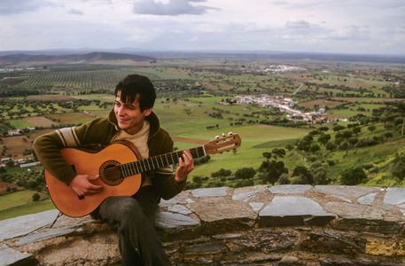 Guitarist. Monsaraz, Portugal