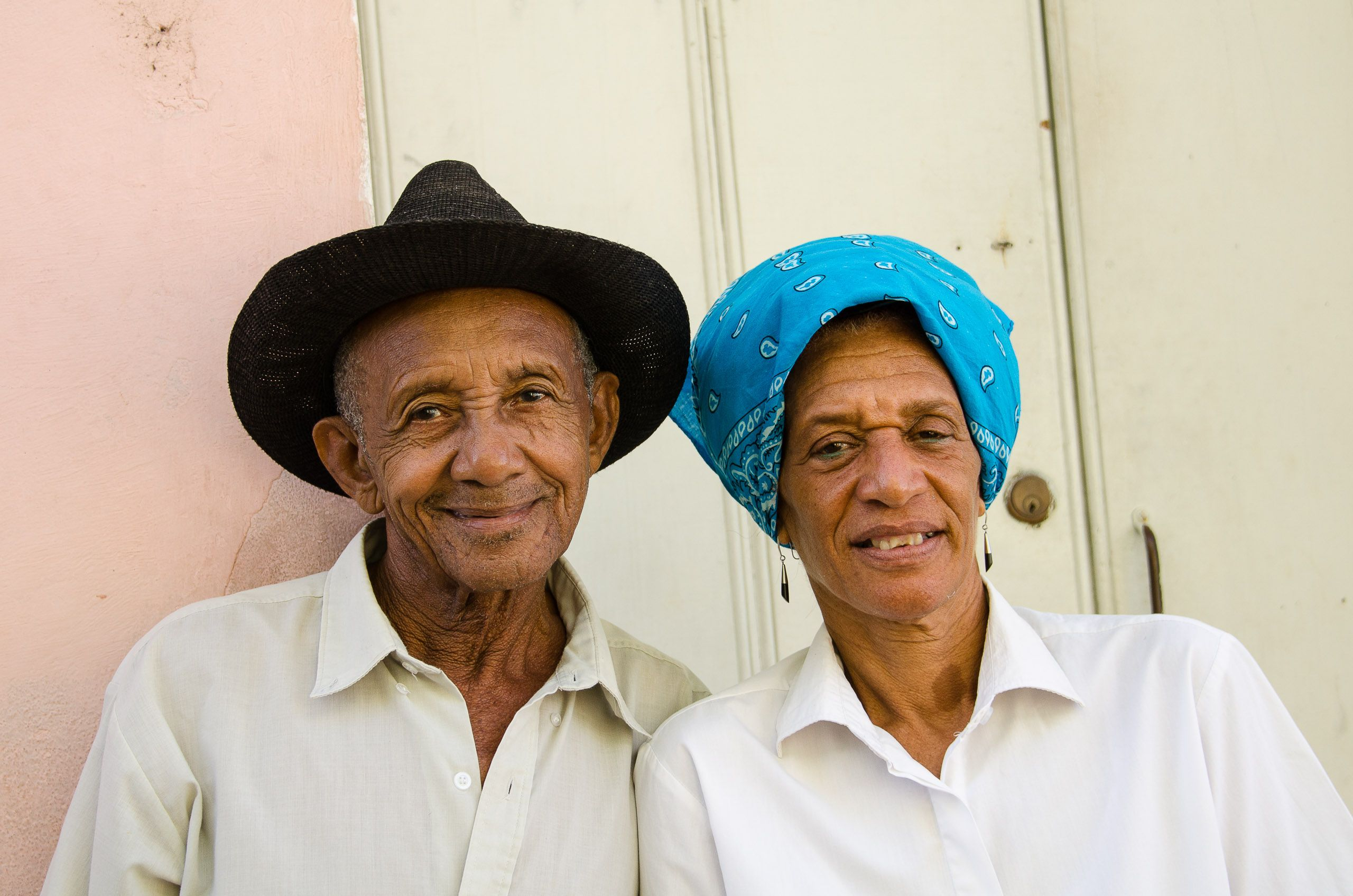 Couple. Trinidad, Cuba