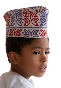 Omani Boy, Nizwa, Oman