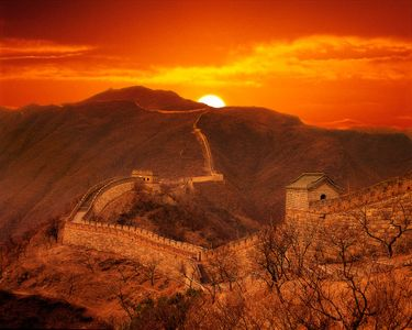 The Great Wall. China