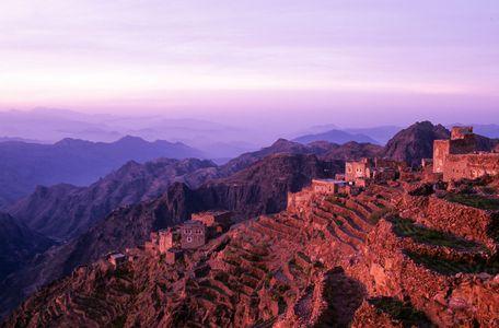 Shahara. Yemen