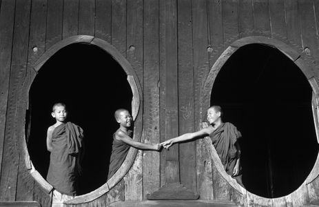 Monks. Lake Inle, Burma