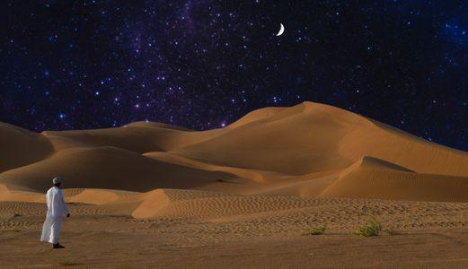 Empty Quarter, Arabia