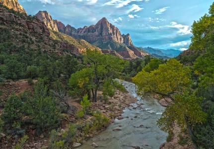 Zion National Park. Springdale, Utah