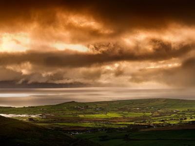 Dingle Peninsula.  Ireland