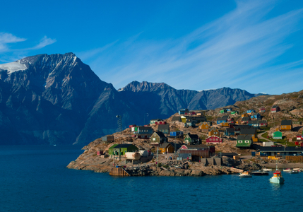 Ukkusissat, Greenland