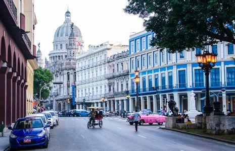 The Prado. Havana, Cuba