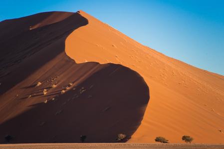 Namib Desert. Namibia