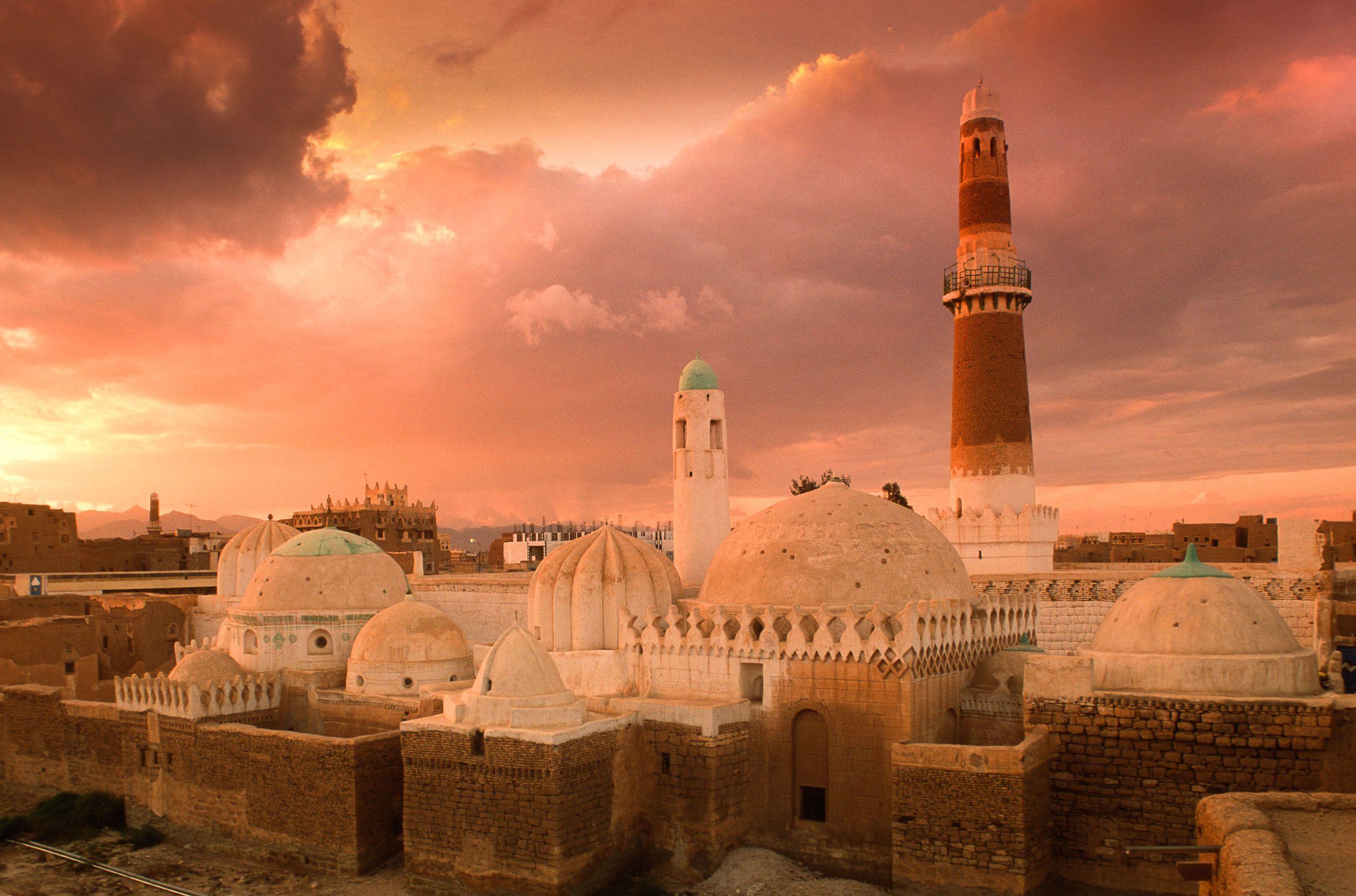 Sa'da, Yemen