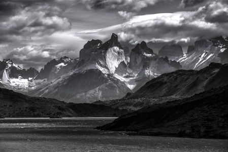 Paine  Range, Southern Patagonia