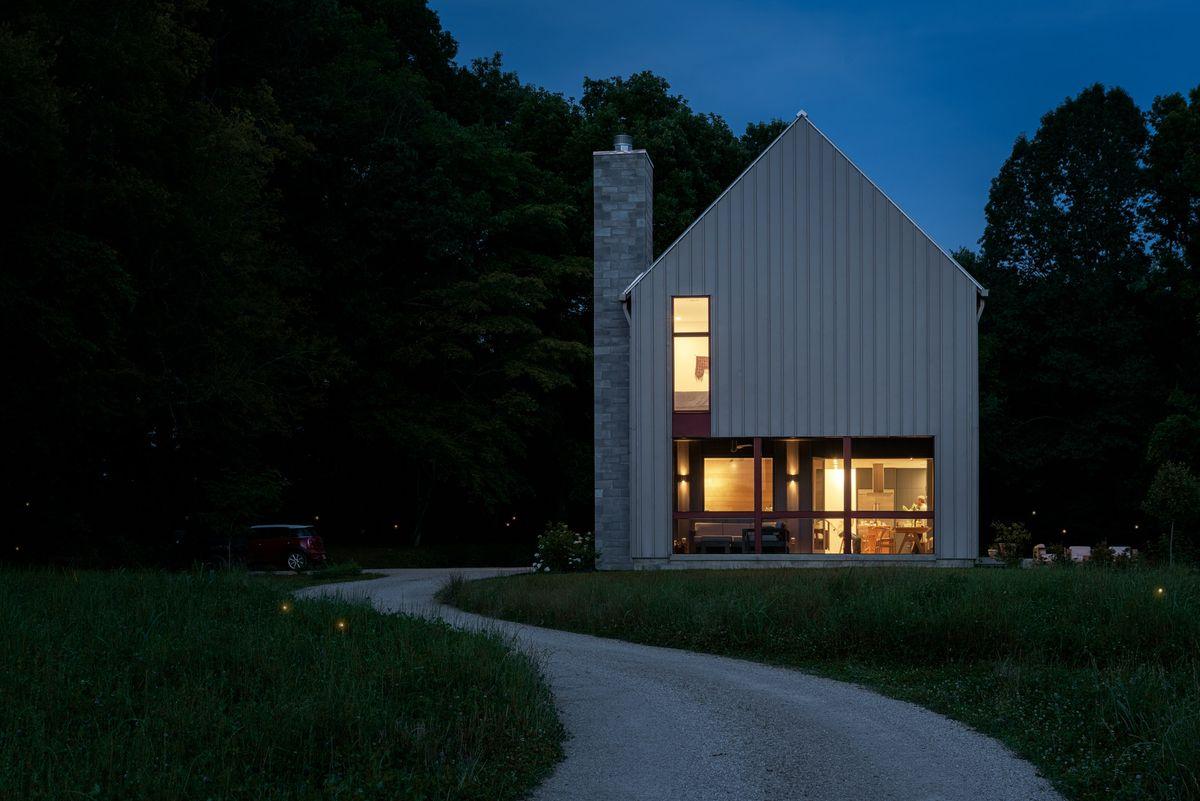 The New Farm House
