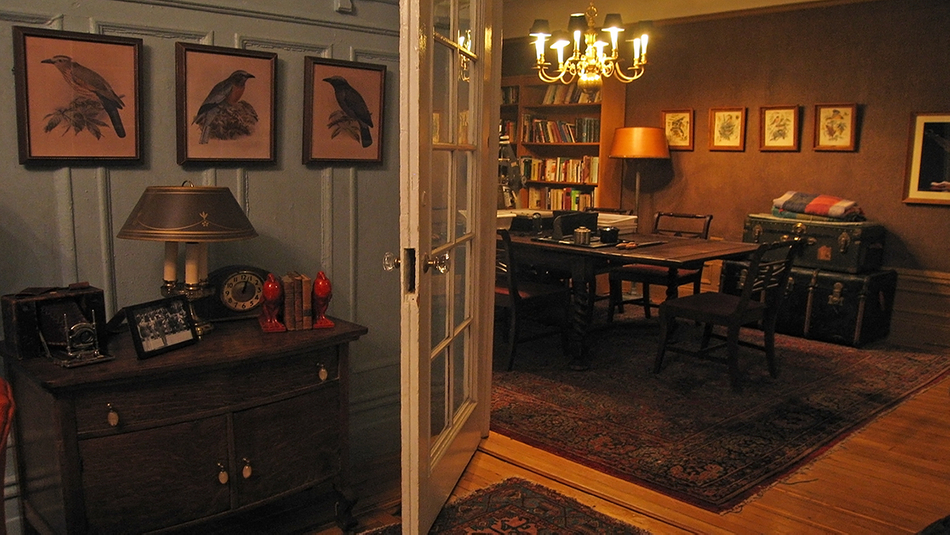Retired Detective's Home, Dining Room