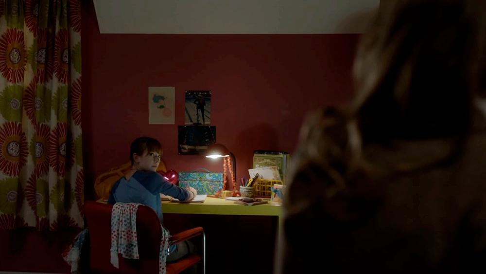 STAGE SET: 1981 Suburban Home, Paige Jenning's Bedroom