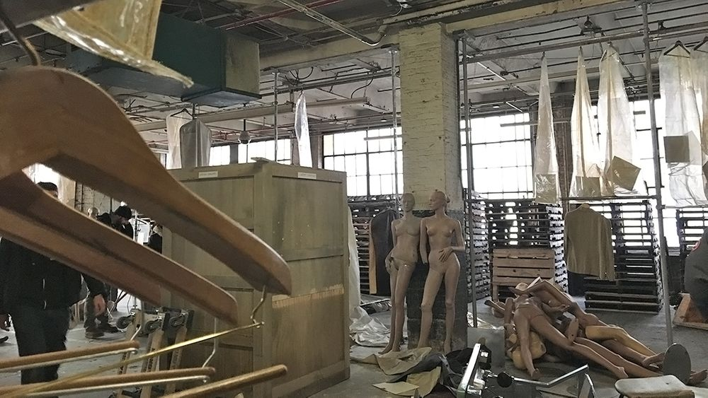 Abandoned Garment Factory