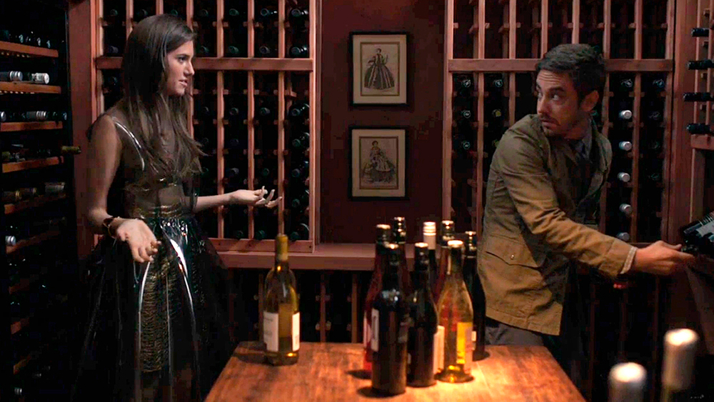 LOCATION BUILD: Jonathan Booth's Wine Cellar, Season2