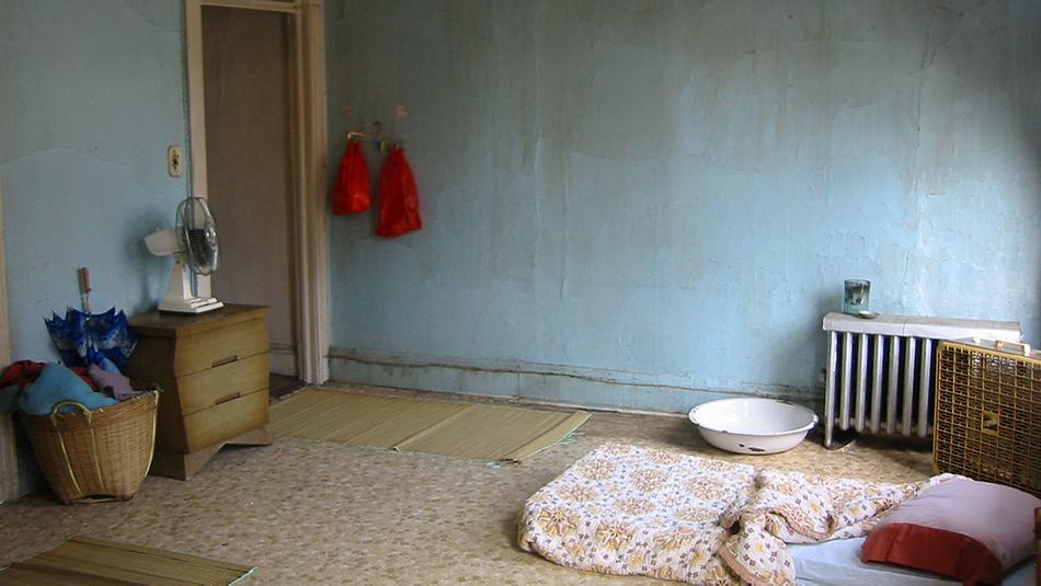 Worker's Commune, Sleeping Quarters