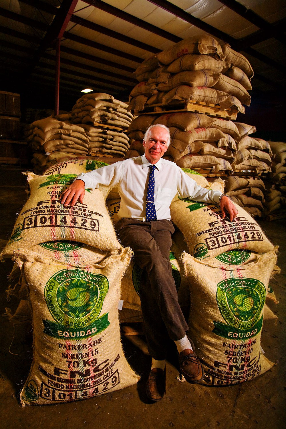 Timothy Tulloch CEO and Founder of European Roasterie, Inc.