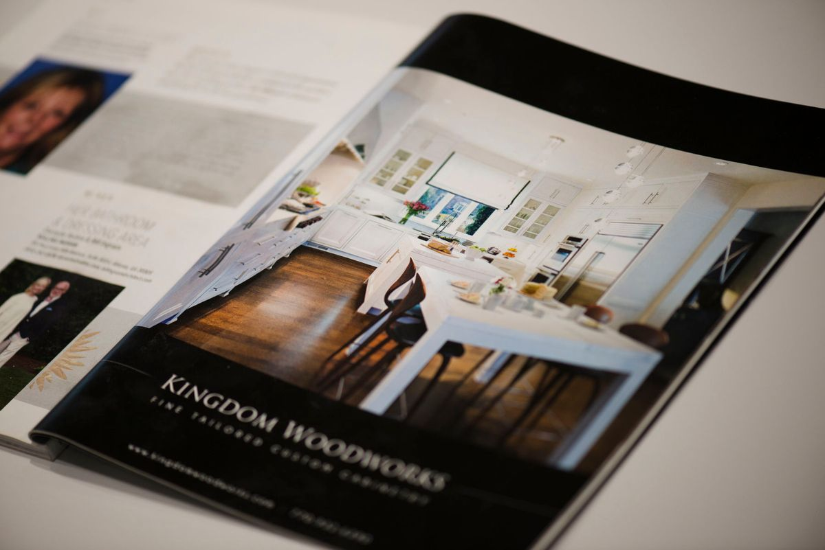 ATLANTA HOMES & LIFESTYLES, APRIL 2015