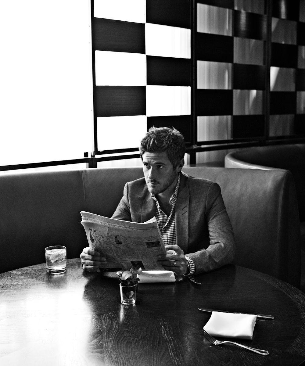 Dave Annable / Actor / Gotham Magazine