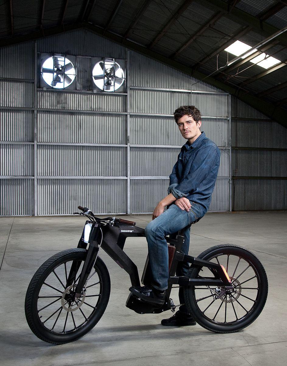 Orlando Bloom / PR Bikes
