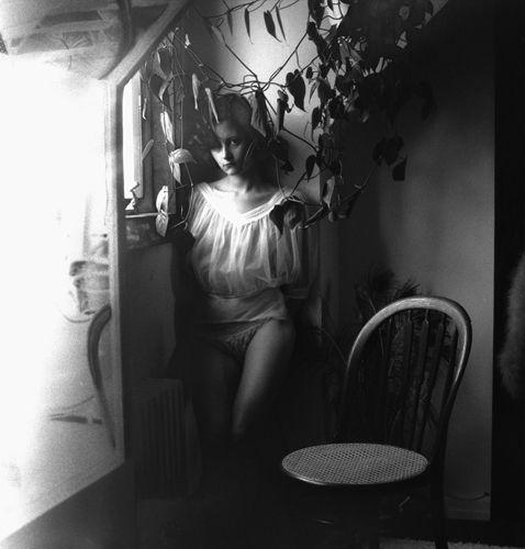 April 1977 © Ellen Denuto