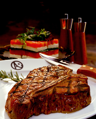 Austins Steakhouse, at Texas Station Hotel &Casino Las Vegas, Nevada, image © Sampsel Preston Photography