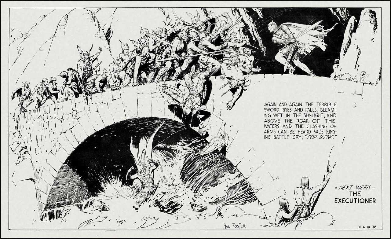 The Bridge by Hal Foster