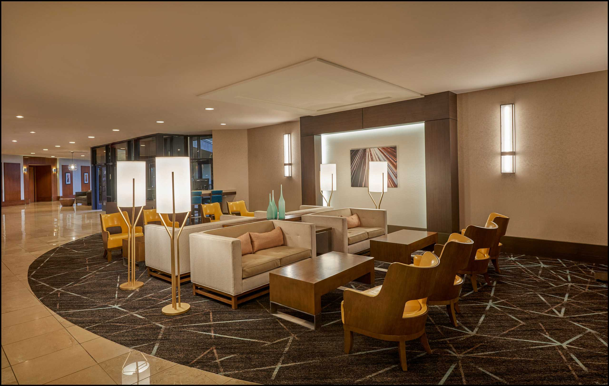 Newly Remodeled Lobby at The Westin Hotel and Spa in Las Vegas