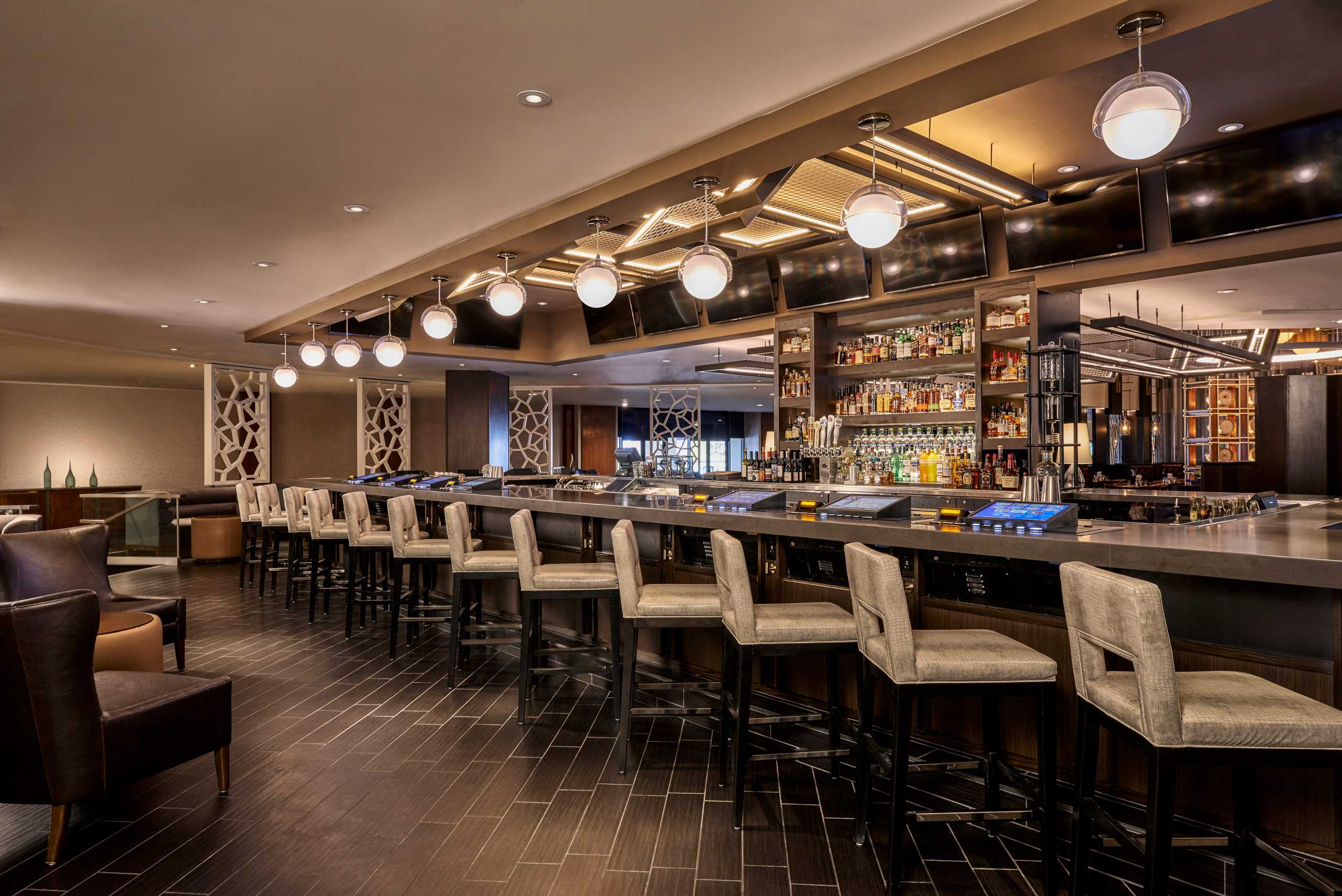 Jake and Eli's Bar at the Westin Hotel and Spa In Las Vegas