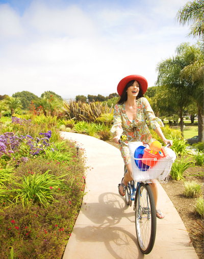 Bike riding at at the beautiful Laguna Cliffs Marriott Resort & Spa,image © Sampsel Preston Photography, Las Vegas Professional Commercial and Advertising Photographers