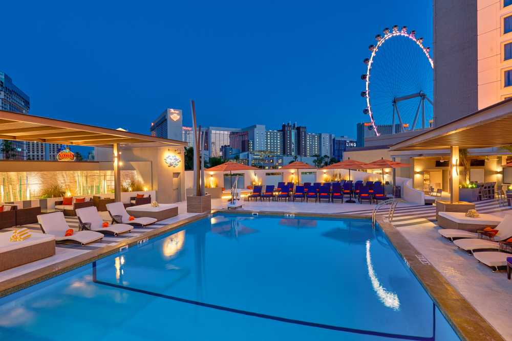 Pool at The Westin Hotel and Spa in Las Vegas